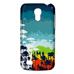 Rainforest City Samsung Galaxy S4 Mini (gt I9190) Hardshell Case  by Contest1888822