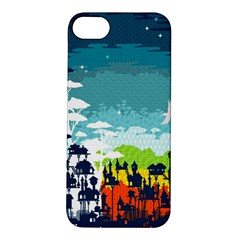 Rainforest City Apple Iphone 5s Hardshell Case by Contest1888822