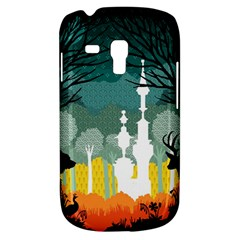 A Discovery In The Forest Samsung Galaxy S3 Mini I8190 Hardshell Case by Contest1888822