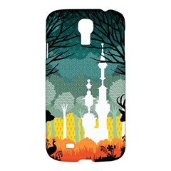 A Discovery In The Forest Samsung Galaxy S4 I9500/i9505 Hardshell Case