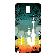 A Discovery In The Forest Samsung Galaxy Note 3 N9005 Hardshell Back Case by Contest1888822