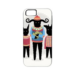 Nightmare Knitting Party Apple Iphone 5 Classic Hardshell Case (pc+silicone) by Contest1888822