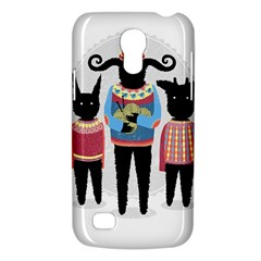 Nightmare Knitting Party Samsung Galaxy S4 Mini (gt I9190) Hardshell Case  by Contest1888822