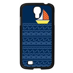 Sail The Seven Seas Samsung Galaxy S4 I9500/ I9505 Case (black) by Contest1888822