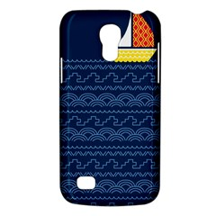 Sail The Seven Seas Samsung Galaxy S4 Mini (gt I9190) Hardshell Case  by Contest1888822