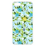 Flower Bucket Apple iPhone 5 Seamless Case (White) Front