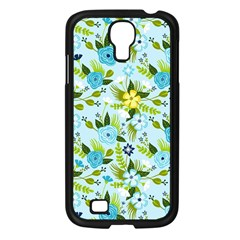 Flower Bucket Samsung Galaxy S4 I9500/ I9505 Case (black) by Contest1888822