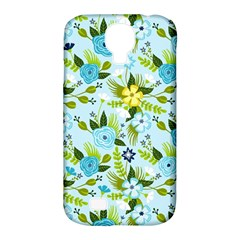 Flower Bucket Samsung Galaxy S4 Classic Hardshell Case (pc+silicone)