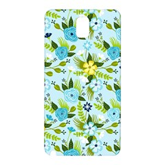Flower Bucket Samsung Galaxy Note 3 N9005 Hardshell Back Case by Contest1888822