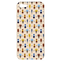 Ice Cream! Apple Iphone 5 Hardshell Case by Contest1888822