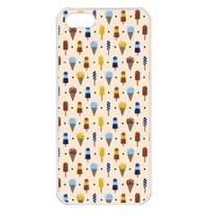Ice Cream! Apple Iphone 5 Seamless Case (white) by Contest1888822