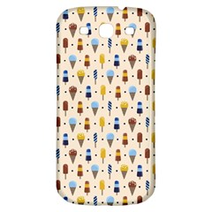 Ice Cream! Samsung Galaxy S3 S Iii Classic Hardshell Back Case by Contest1888822