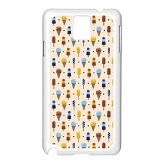 Ice Cream! Samsung Galaxy Note 3 N9005 Case (white) by Contest1888822