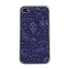 Constellations Apple Iphone 4 Case (clear)