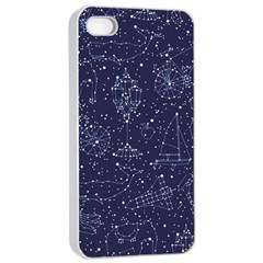 Constellations Apple Iphone 4/4s Seamless Case (white)