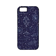 Constellations Apple Iphone 5 Classic Hardshell Case (pc+silicone)