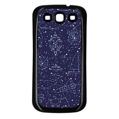 Constellations Samsung Galaxy S3 Back Case (black) by Contest1888822