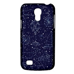 Constellations Samsung Galaxy S4 Mini (gt I9190) Hardshell Case  by Contest1888822