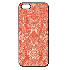 Magic Carpet Apple Iphone 5 Seamless Case (black) by Contest1888822