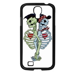 Love Me Forever Samsung Galaxy S4 I9500/ I9505 Case (black)