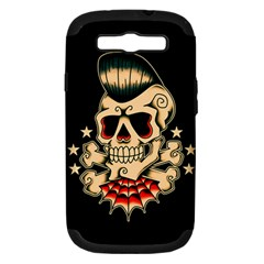 Rocky Samsung Galaxy S Iii Hardshell Case (pc+silicone) by TheTalkingDead