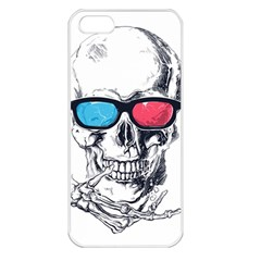 3death Apple Iphone 5 Seamless Case (white) by Contest1889625