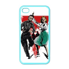 Dance Of The Dead Apple Iphone 4 Case (color) by Contest1889625