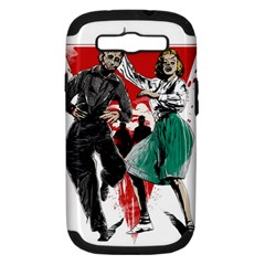 Dance Of The Dead Samsung Galaxy S Iii Hardshell Case (pc+silicone) by Contest1889625