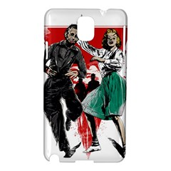 Dance Of The Dead Samsung Galaxy Note 3 N9005 Hardshell Case by Contest1889625
