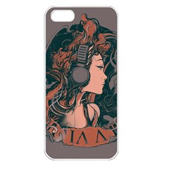 Medussa Turns To Rock Apple Iphone 5 Seamless Case (white) by Contest1889625
