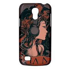Medussa Turns To Rock Samsung Galaxy S4 Mini (gt I9190) Hardshell Case  by Contest1889625