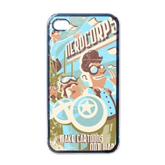 Nerdcorps Apple Iphone 4 Case (black)
