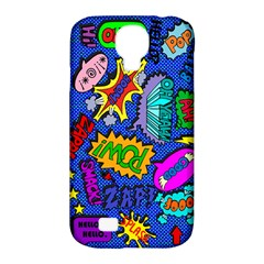 Bubbles Samsung Galaxy S4 Classic Hardshell Case (pc+silicone)