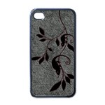 Branch Apple iPhone 4 Case (Black) Front