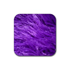 Purple Tresses Drink Coasters 4 Pack (square)