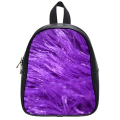 Purple Tresses School Bag (small)