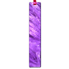 Purple Tresses Large Bookmark by FunWithFibro