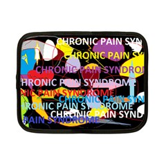 Chronic Pain Syndrome Netbook Sleeve (small) by FunWithFibro