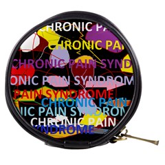 Chronic Pain Syndrome Mini Makeup Case by FunWithFibro