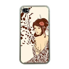 Come To Life Apple Iphone 4 Case (clear) by Contest1736614