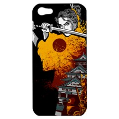 Samurai Rise Apple Iphone 5 Hardshell Case