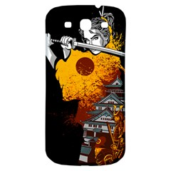 Samurai Rise Samsung Galaxy S3 S Iii Classic Hardshell Back Case by Contest1889920
