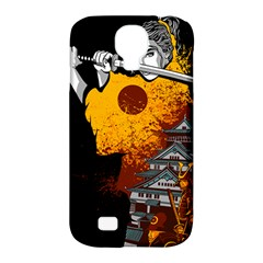 Samurai Rise Samsung Galaxy S4 Classic Hardshell Case (pc+silicone) by Contest1889920