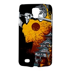 Samurai Rise Samsung Galaxy S4 Active (i9295) Hardshell Case by Contest1889920