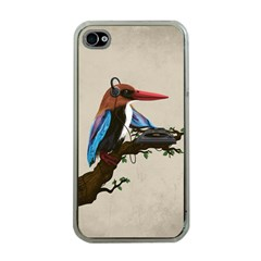 Tropicla Sounds Apple Iphone 4 Case (clear) by Contest1891448