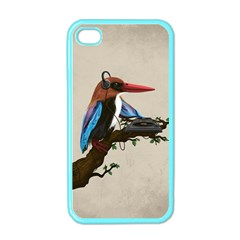 Tropicla Sounds Apple Iphone 4 Case (color) by Contest1891448