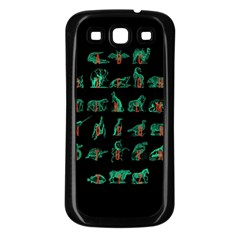 Abc s Samsung Galaxy S3 Back Case (black) by Contest1891613