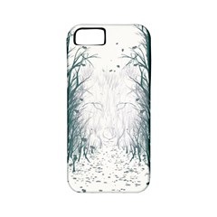 the Woods Beckon  Apple Iphone 5 Classic Hardshell Case (pc+silicone) by Contest1891613