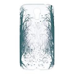 the Woods Beckon  Samsung Galaxy S4 I9500/i9505 Hardshell Case by Contest1891613