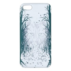 the Woods Beckon  Iphone 5s Premium Hardshell Case by Contest1891613